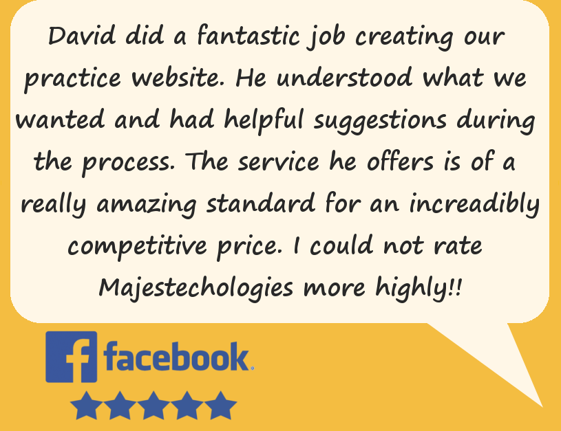 Click to view all Facebook reviews!